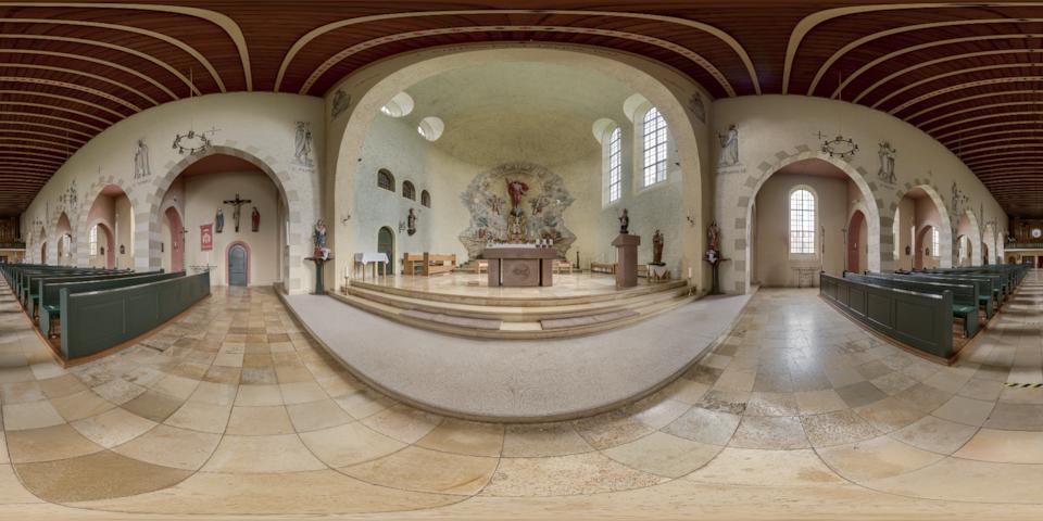Kirche Wellendingen